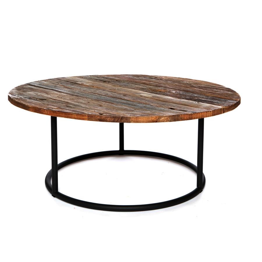 Pin mesa madera redonda anuncio genuardis portal on pinterest - Mesa comedor redonda ...