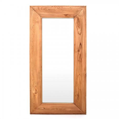 Consola hierro y madera 160 el globo mueblesel globo muebles for Espejo marco ancho